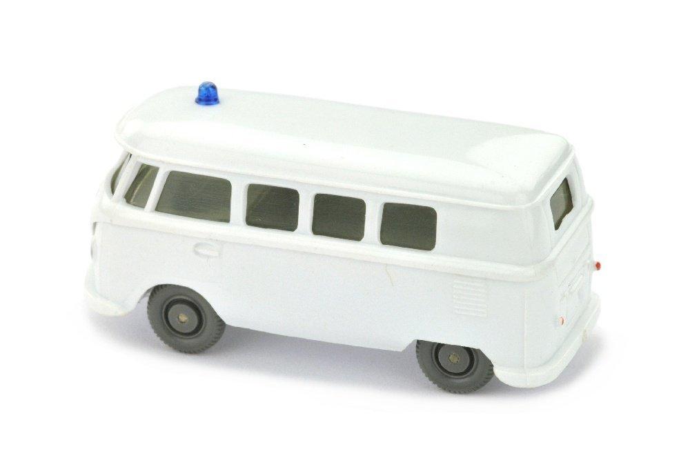 Polizeiwagen VW T1, weiss - 2