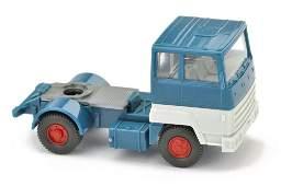 Zugmaschine Ford Transconti, azurblau/altweiss