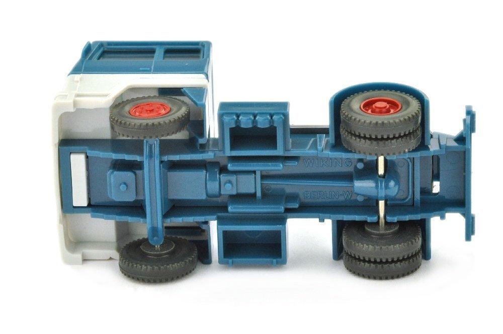 Zugmaschine Ford Transconti, azurblau/altweiss - 3