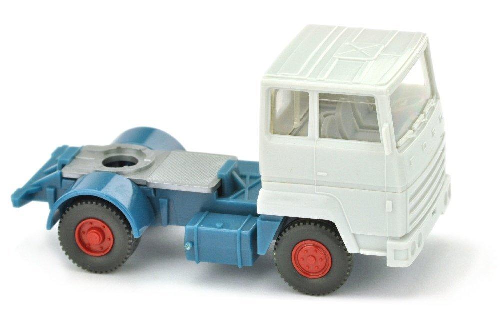 Zugmaschine Ford Transconti, altweiss