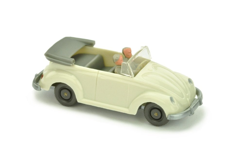 VW Kaefer Cabrio (Typ 2), perlweiss