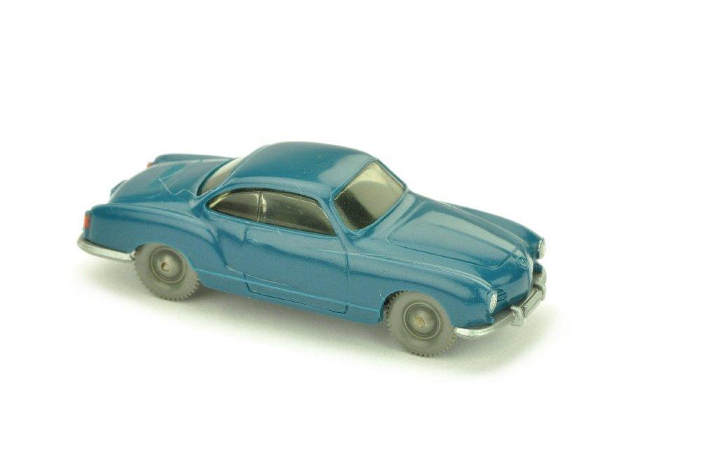 VW Karmann Ghia, d'-azurblau