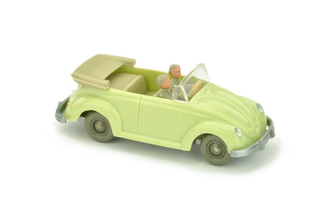 VW Kaefer Cabrio (Typ 2), hellgruenbeige