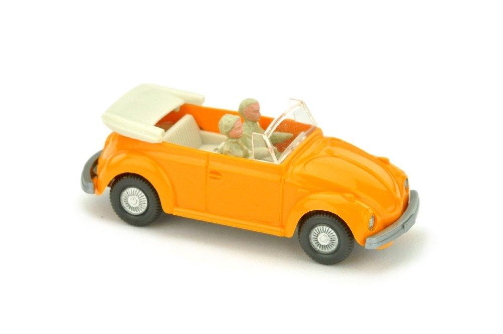 VW Kaefer Cabrio (Typ 2), hellorangegelb