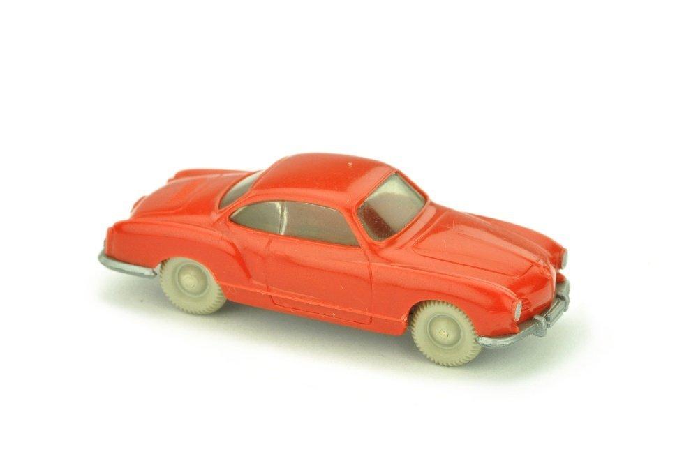 VW Karmann Ghia, rot