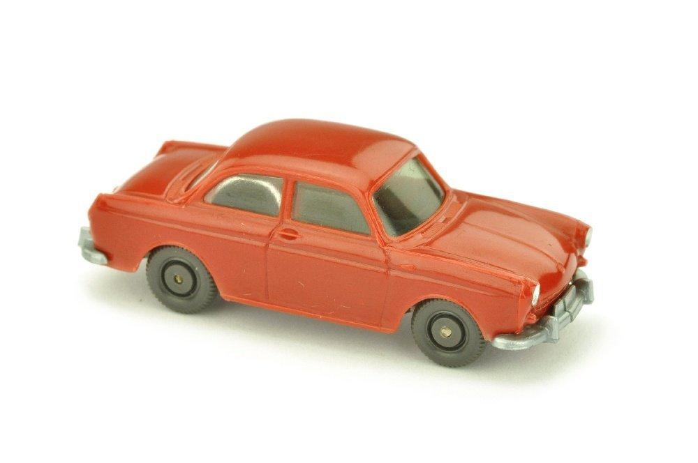 VW 1600 Stufenheck, weinrot (Version /2)