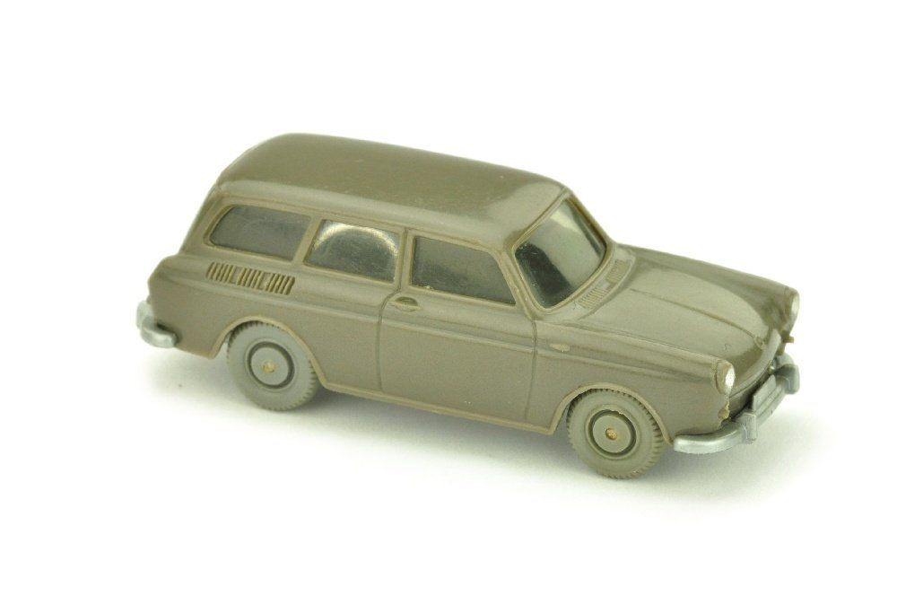VW 1500 Variant, umbragrau