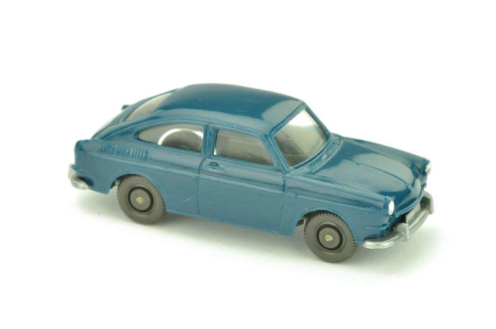 VW 1500 Fliessheck, ozeanblau (ohne Einrichtung)