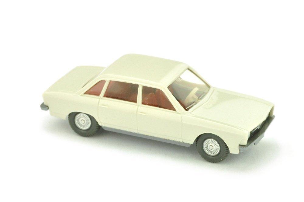 VW K 70, grauweiss (Lenkrad eingesetzt)