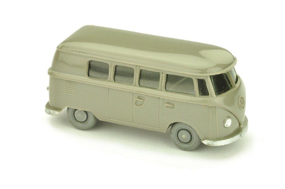 VW T1 Bus (alt), betongrau
