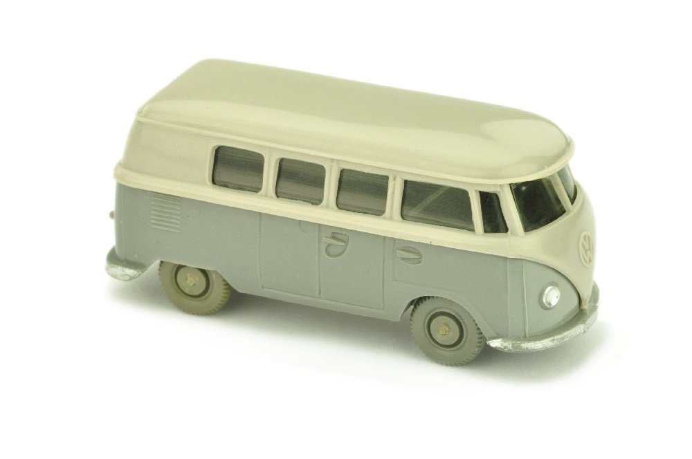 VW T1 Bus (alt), d'-achatgrau/betongrau