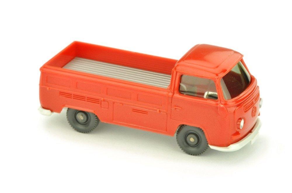 VW T2 Pritsche, rot