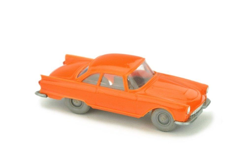 DKW 1000 SP Coupe, orange