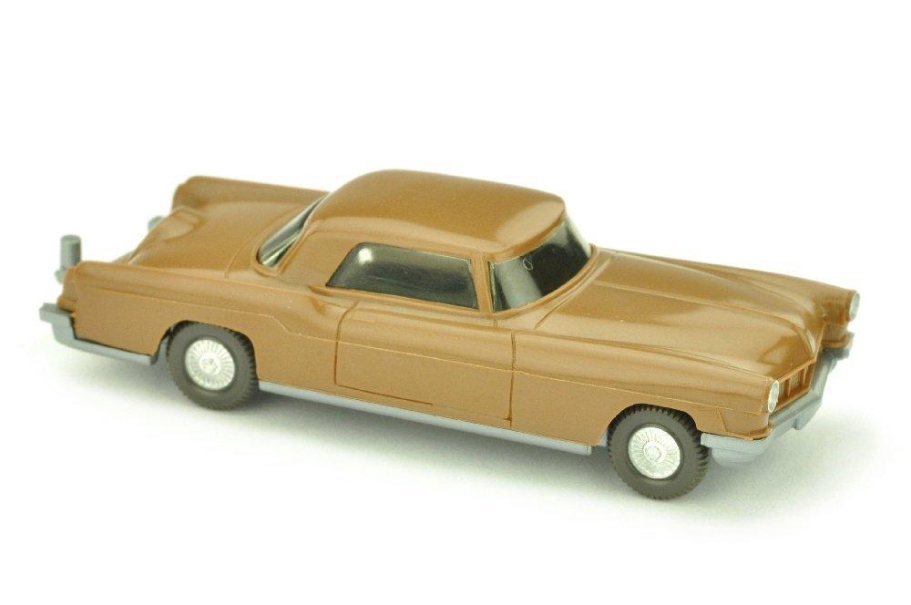 Ford Continental, blassbraun
