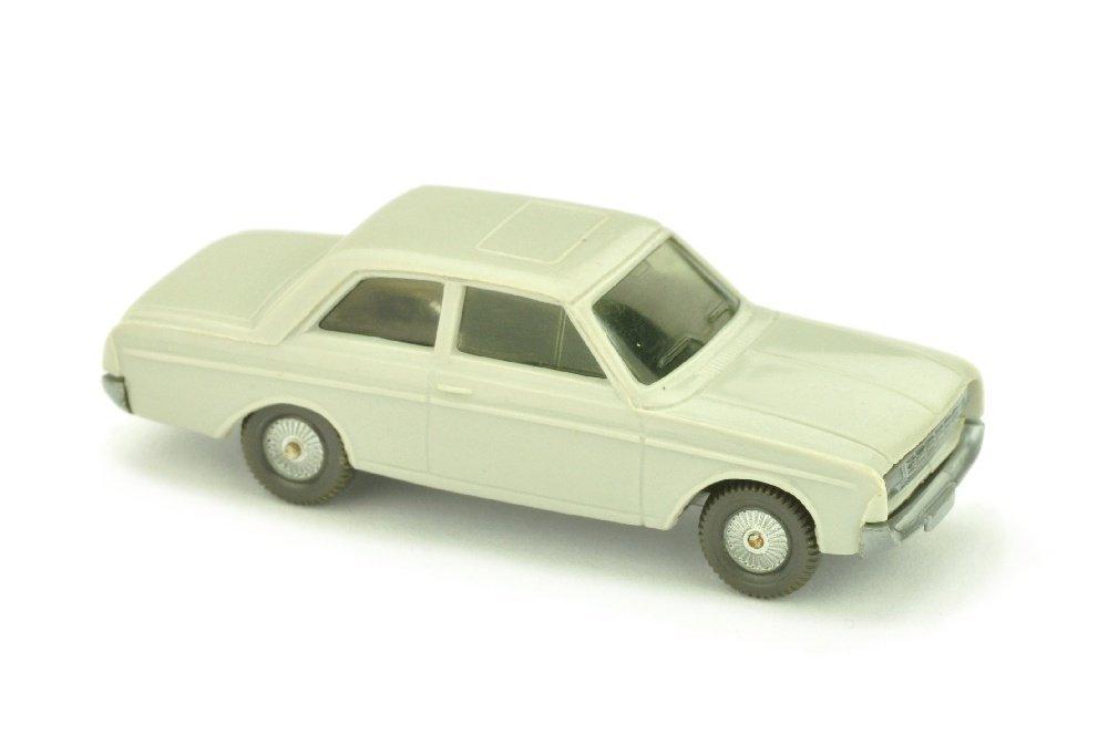 Ford 20 M, achatgrau (mit Schiebedach)