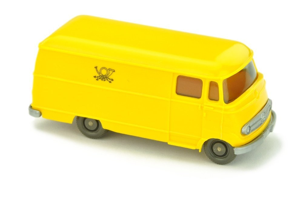 Postwagen MB L 319 (Druck 4,5 mm)