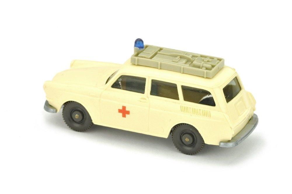 VW Variant Rotkreuz, creme - 2