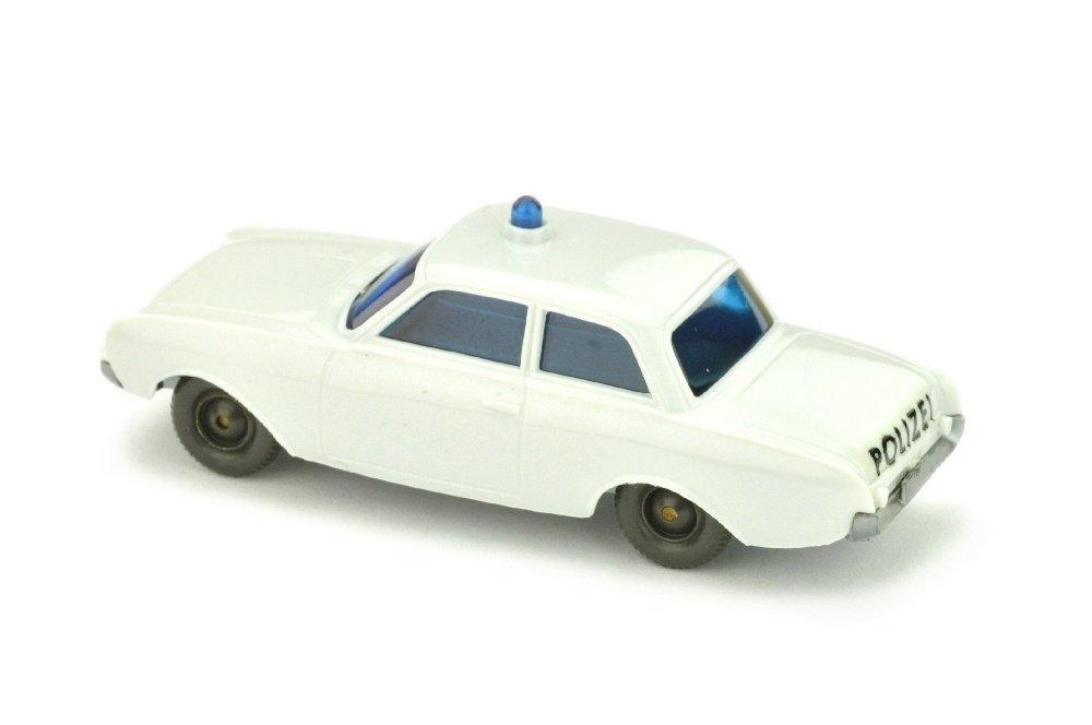 """Polizeiwagen Ford Badewanne, altweiss (BP """"20"""") - 2"""