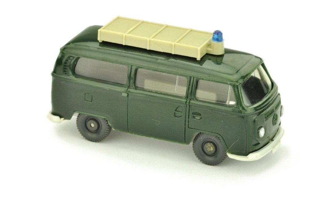 Polizeiwagen VW T2 mit Aufbau (Druck)