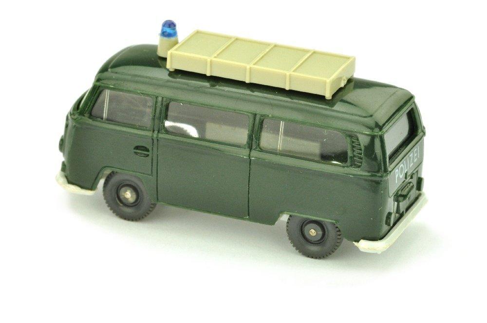 Polizeiwagen VW T2 mit Aufbau (Druck) - 2