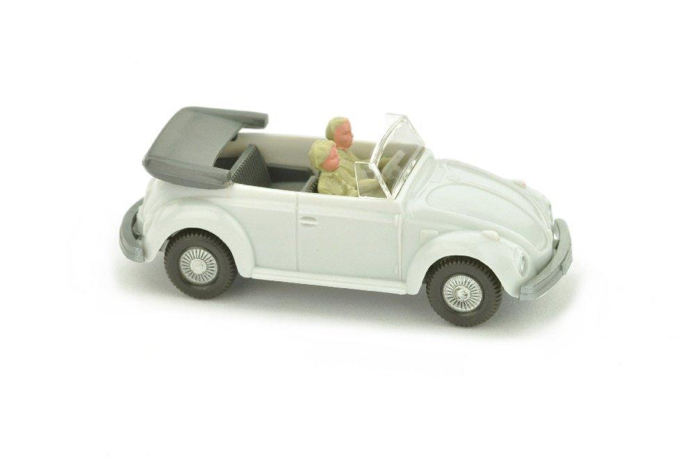 VW Kaefer Cabrio (Typ 3), altweiss