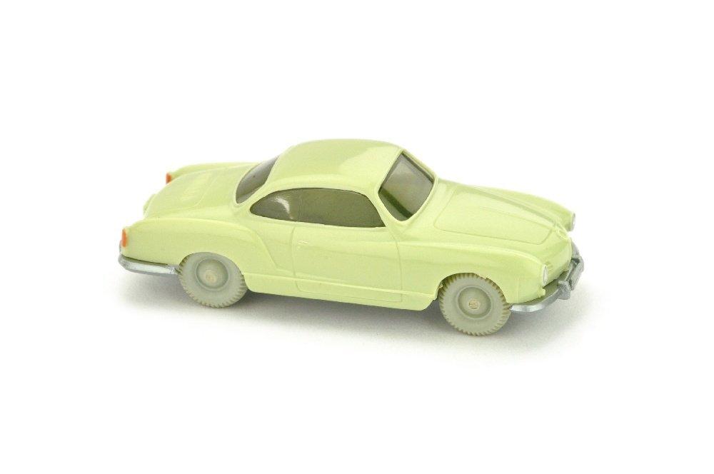 VW Karmann Ghia, hellgruenbeige