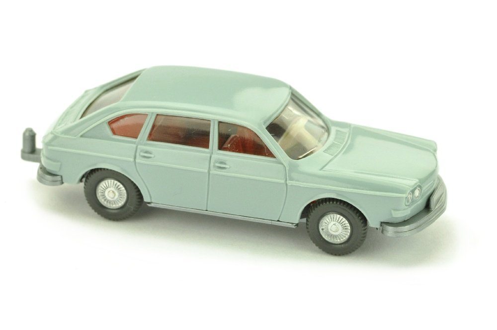 VW 411, hellblaugrau (Version /8)