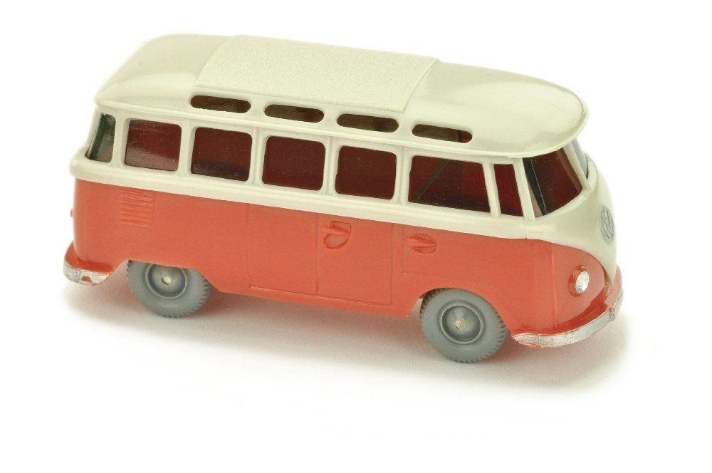 VW T1 Sambabus, braunweiss/rose (Version /1)