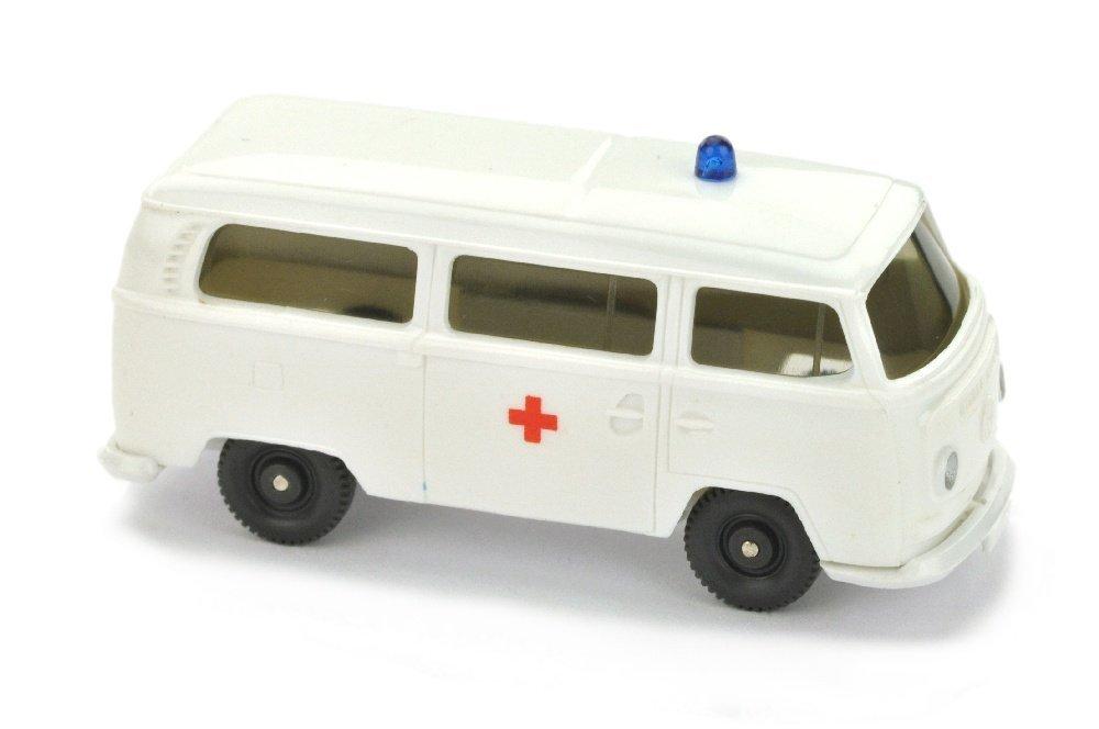 VW T2 Rotkreuz ohne Aufbau, weiss
