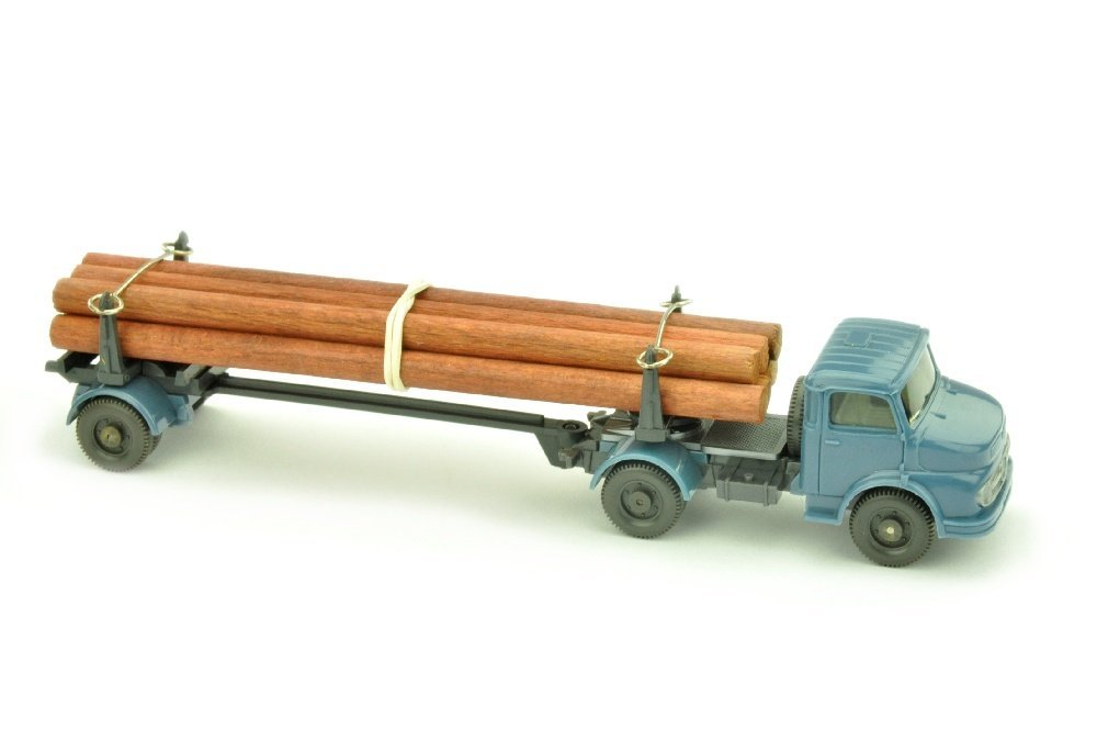 MB 1413 Langholz, mattgraublau/anthrazit