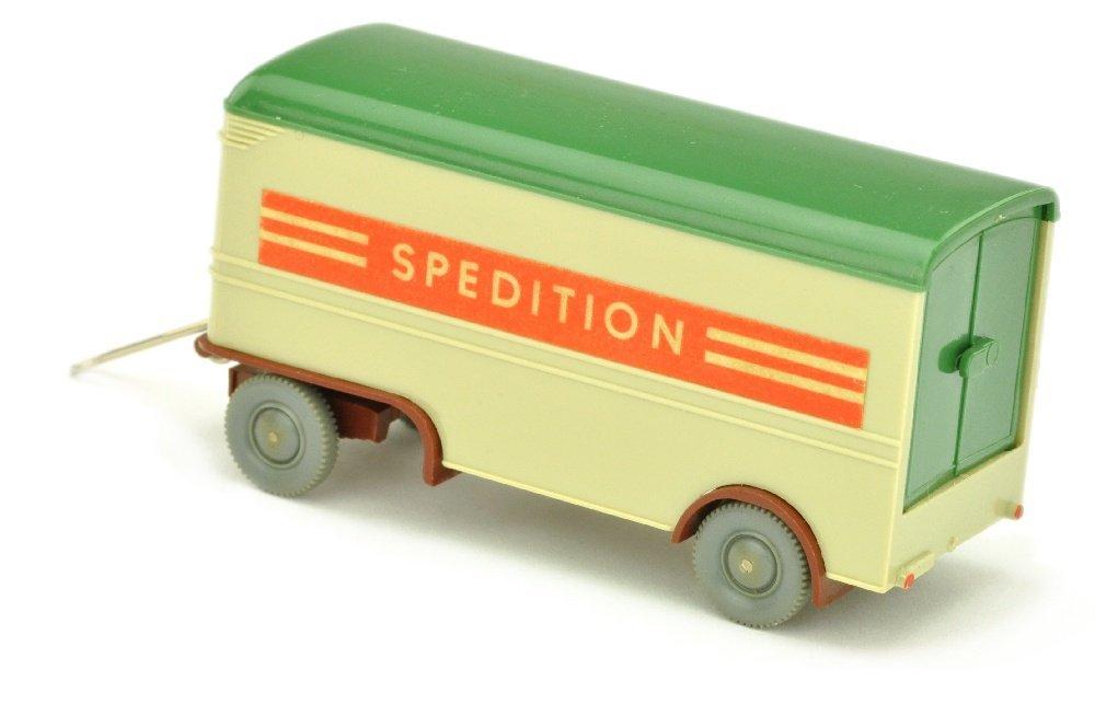 Moebelanhaenger Spedition (Chassis rotbraun) - 2