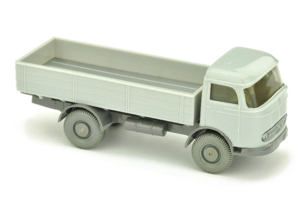 Mercedes LP 321, silbergrau/basaltgrau