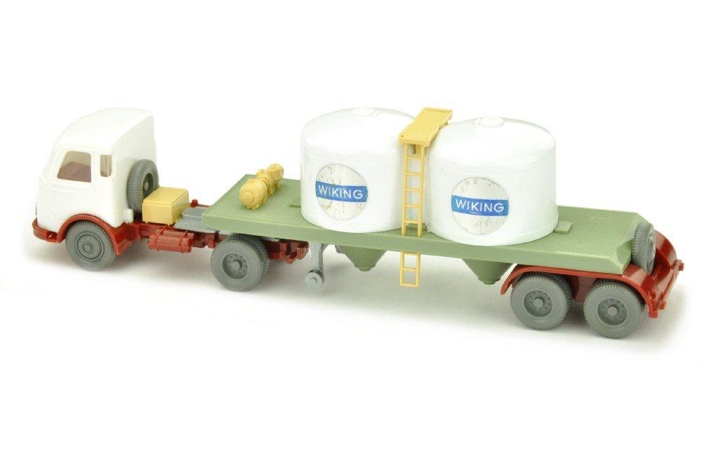 Chemikalien-Tankzug Pullman Wiking - 2