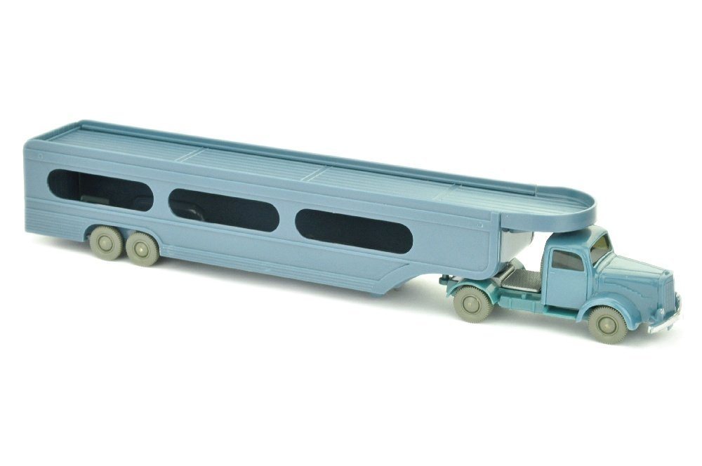 PKW-Transporter MB 5000, mattgraublau