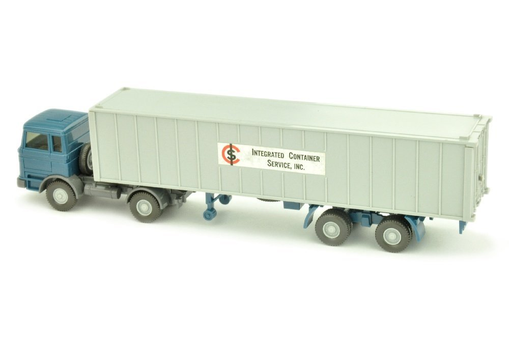 MB 1620 Integrated Container (im Ork) - 2