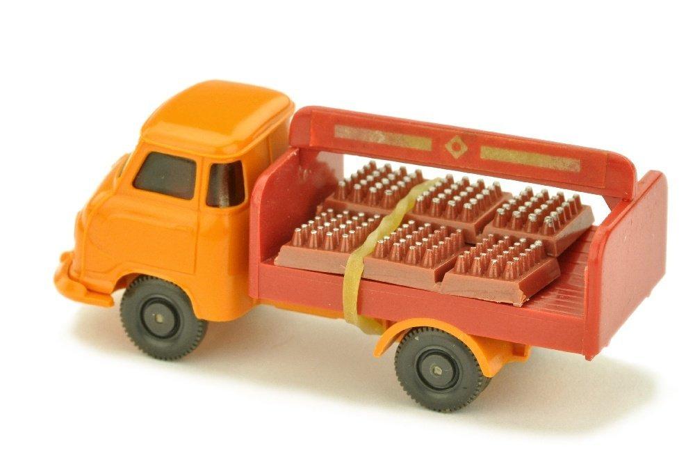Getraenkewagen Hanomag, gelborange - 2