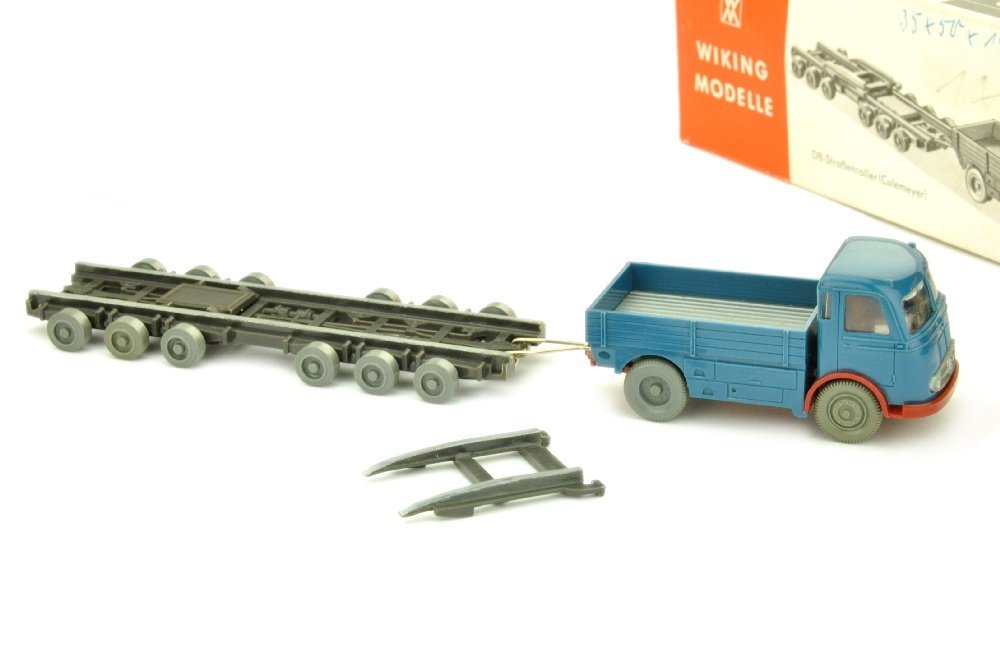Strassenroller Pullman, azurblau (im Ork)