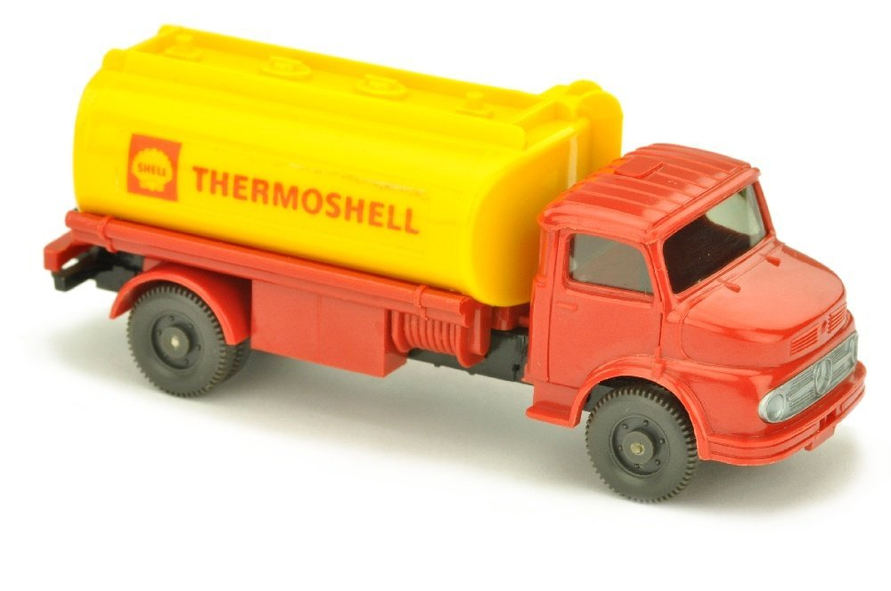 MB 1413 Thermoshell (Chassis schwarz)