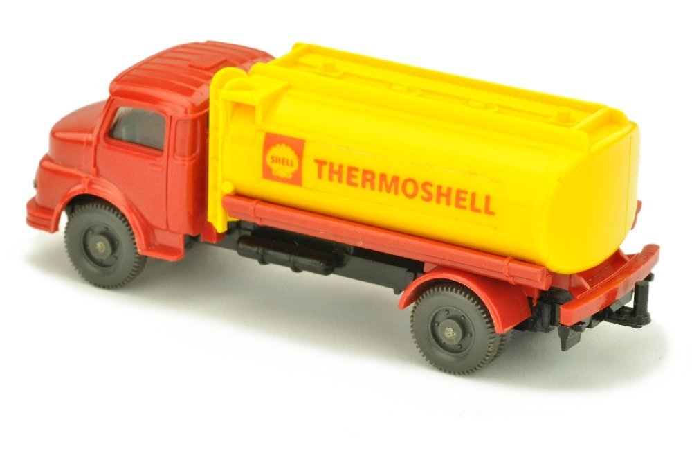 MB 1413 Thermoshell (Chassis schwarz) - 2