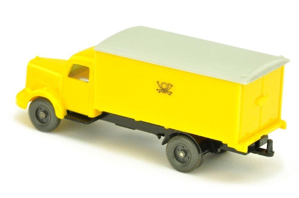 Postwagen MB 3500 Posthorn (mit Dachluefter) - 2