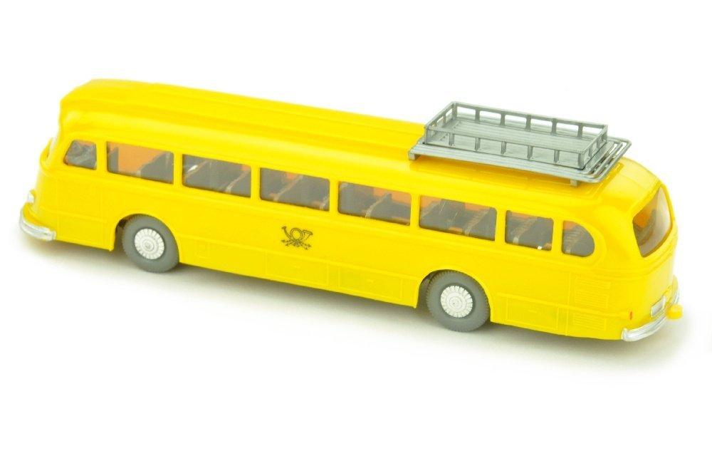 Postbus Mercedes O 6600 (ohne Dachluefter) - 2