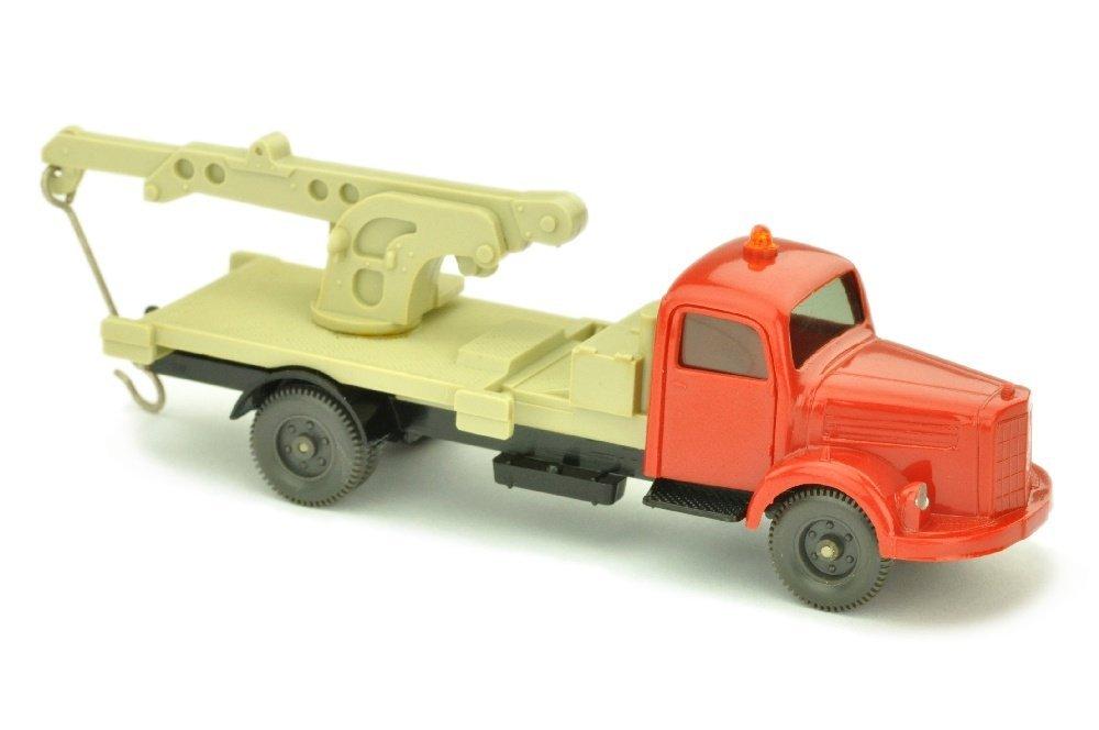 Kranwagen MB 3500 (vier Kerben)