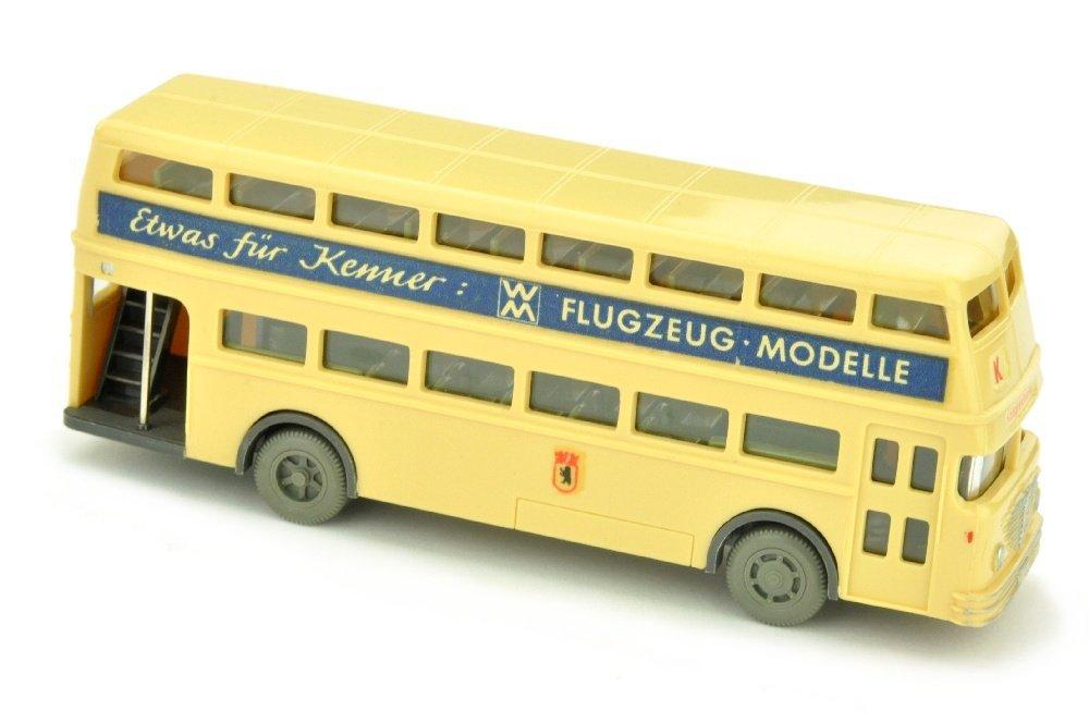 Buessing D2U Flugzeug-Modelle (Linie K)