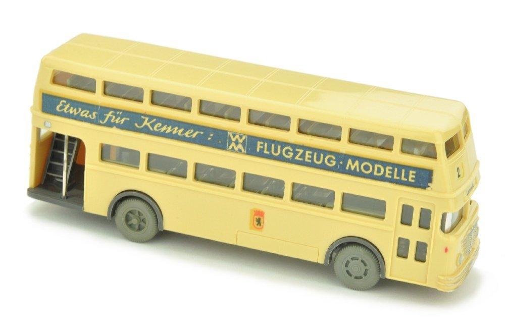 Buessing D2U Flugzeug-Modelle (Linie 2)
