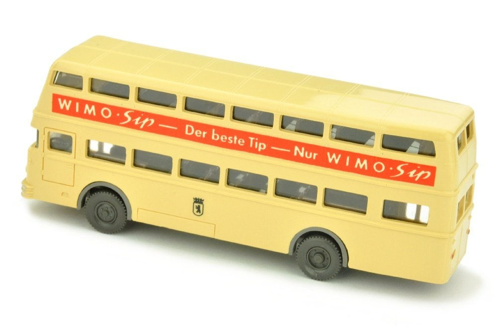 Buessing D2U Wimo-Sip (Linie 19) - 2