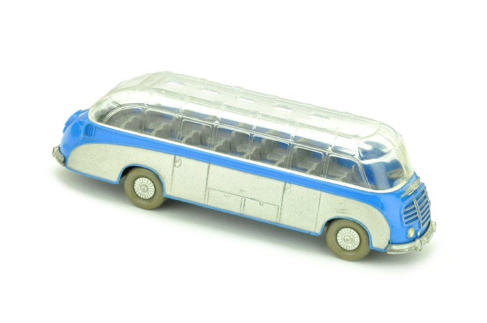 Setra-Bus, himmelblau (Version /1)