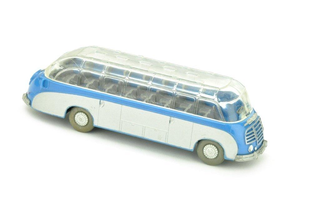 Setra-Bus, himmelblau (Version /2)