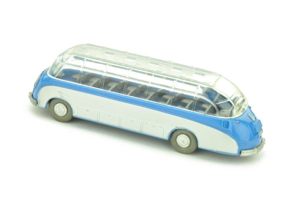 Setra-Bus, himmelblau (Version /2) - 2
