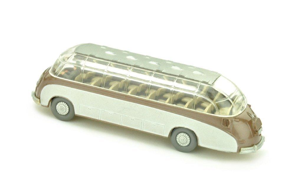 Setra-Bus, braunmetallic - 2
