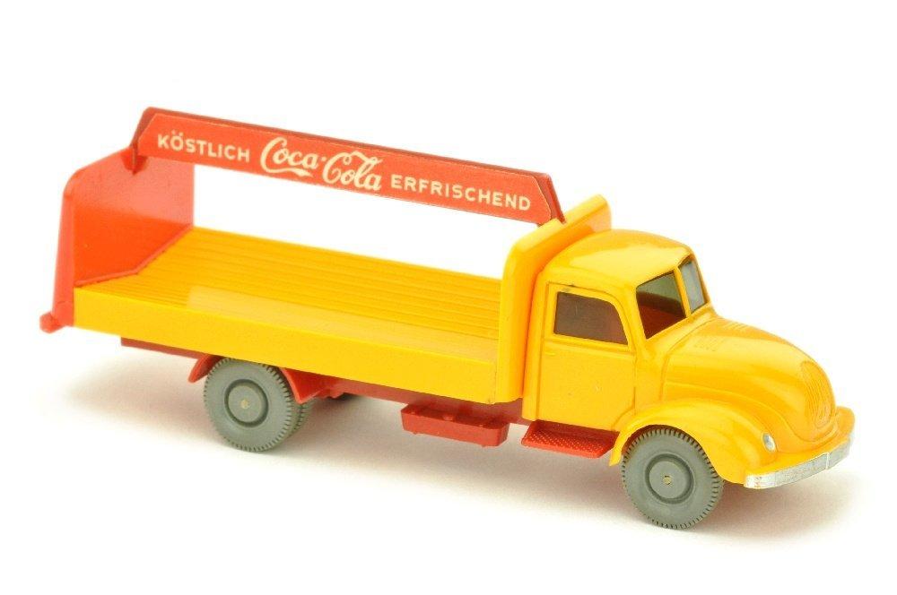 Coca-Cola Getraenkewagen Magirus